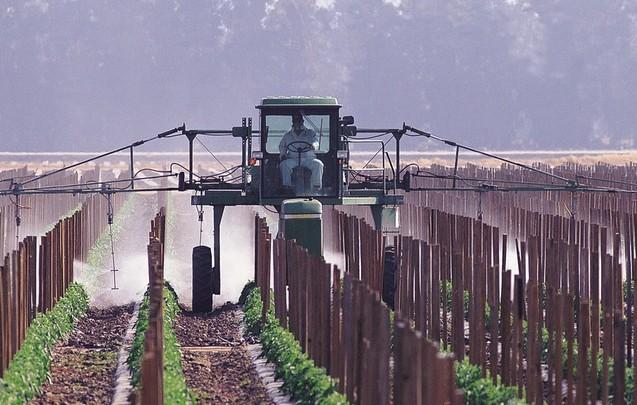 高科技农业