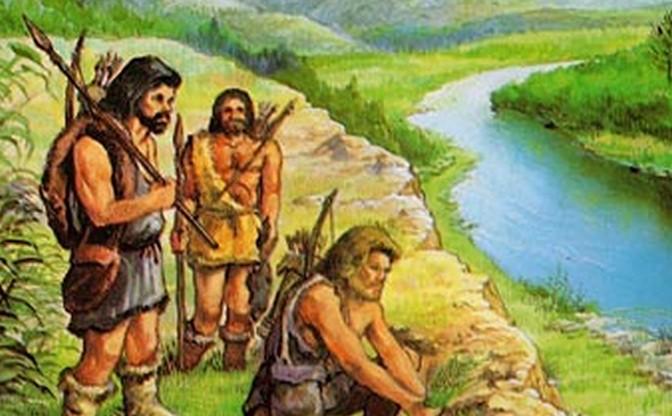 古代原始农业