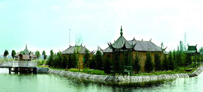 嘉兴市绿华生态农业实践基地