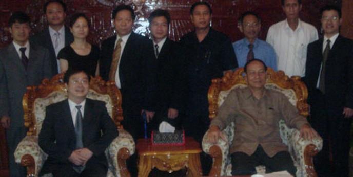 老挝农业部长