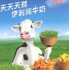 绿色食品纯牛奶