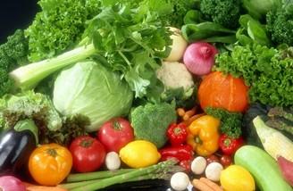 绿色食品大集合