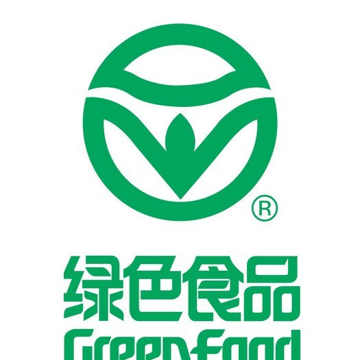 绿色食品的蓝色标志