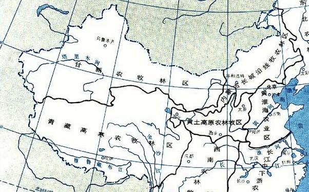 农业生态地图