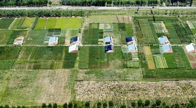 潘家庄生态农业图