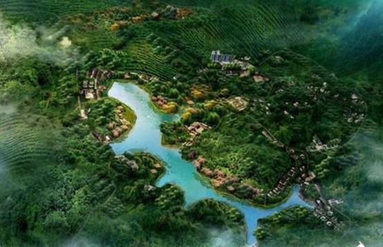 黔茗湖休闲生态农业旅游