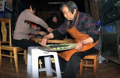 人工生产绿色食品
