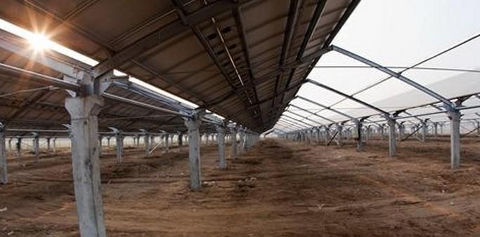 世界最大单体生态农业屋顶光