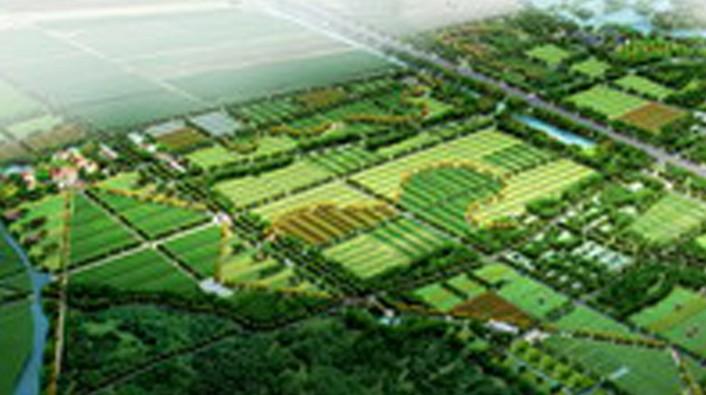 西来现代高效农业示范区产业