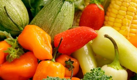 夏季食用的绿色食品