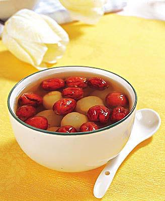 各种红枣羹,让你的早餐营养又丰富