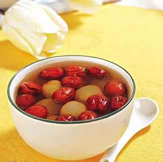 红枣中三萜类化合物的作用