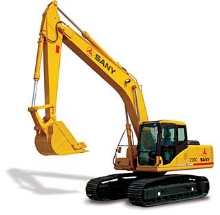电液比例控制挖掘机的发展