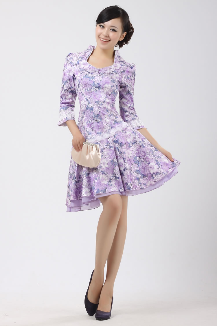 旗袍图片2