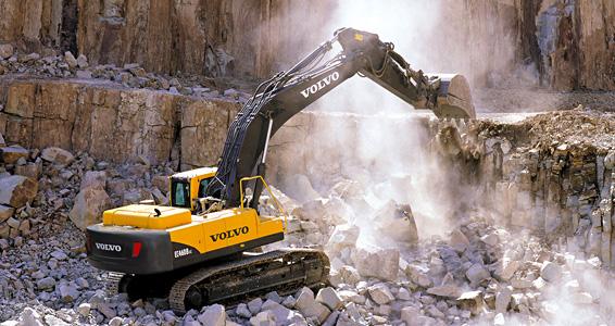 沃尔沃EC460B Prime履带式挖掘机好吗