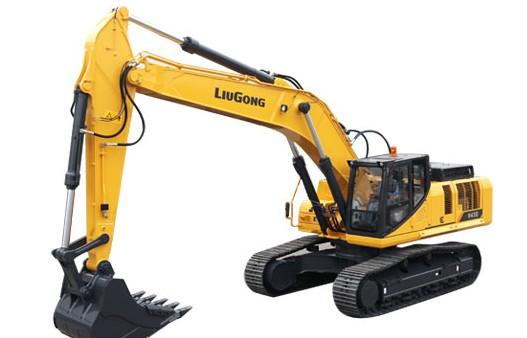 柳工智能液压挖掘机_柳工935D液压挖掘机