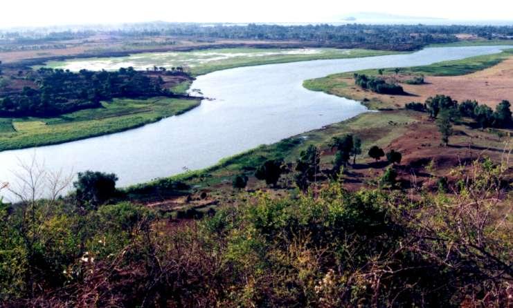 世界上最长河流尼罗河的形成