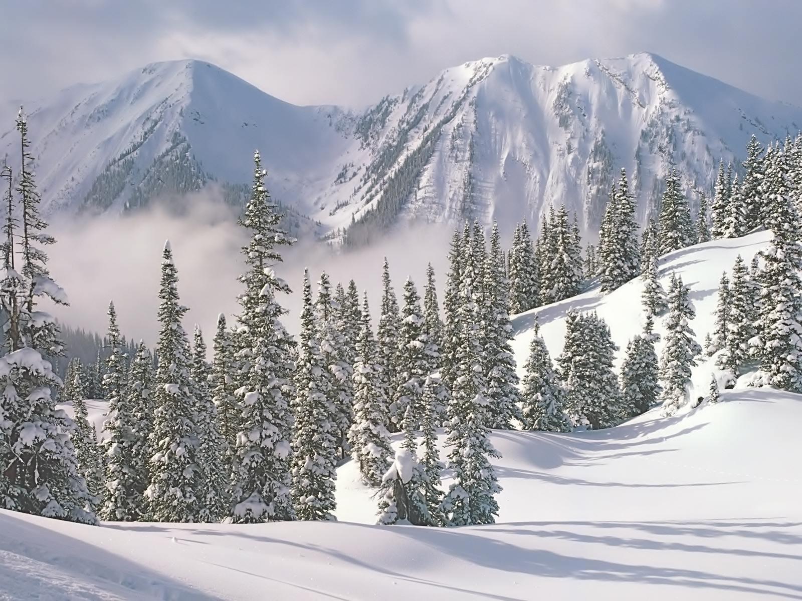 世界上最长山脉安第斯山脉的雪景