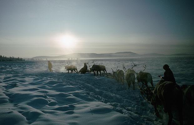 奥伊米亚康北半球最冷的地方