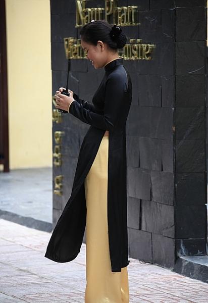 旗袍美女图片3