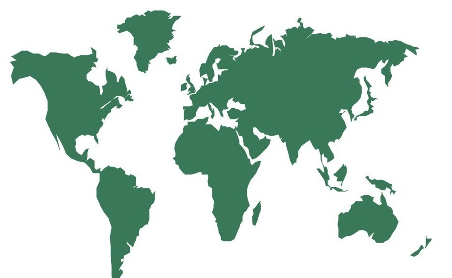 世界地图的来