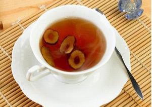 红枣茶_初春季节暖身体的佳品