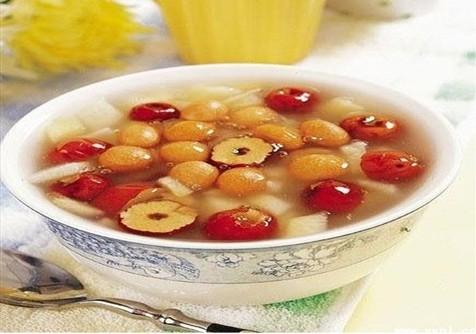 红枣的功效与作用_富含维C具有良好的保健作用