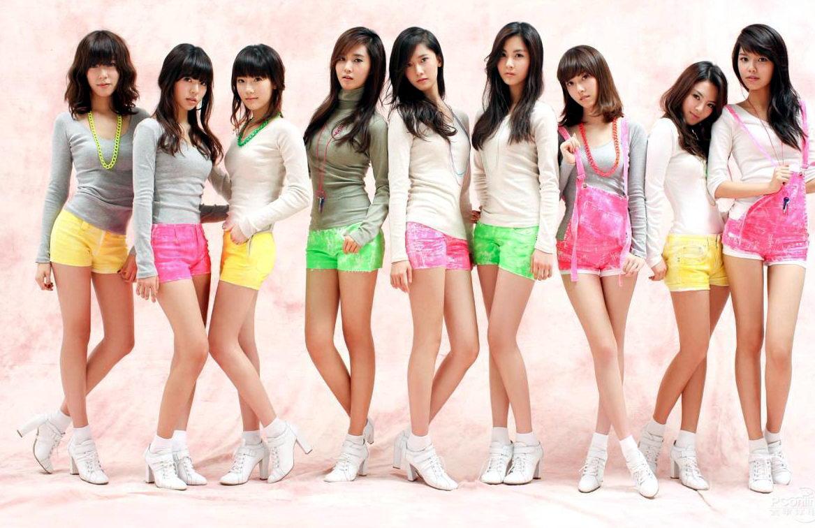 韩国少女时代