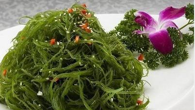 海藻可以补铁 女性养生可以多吃