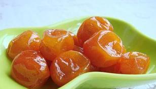 金桔蜜饯的2种常见做法