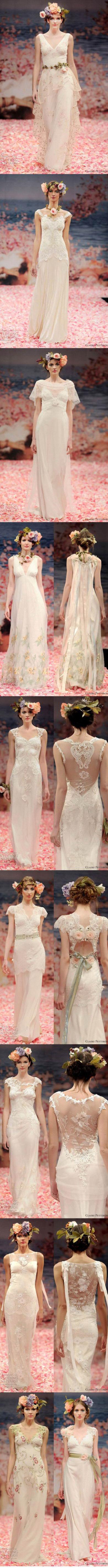 旗袍式婚纱美女引领2013女装时尚潮