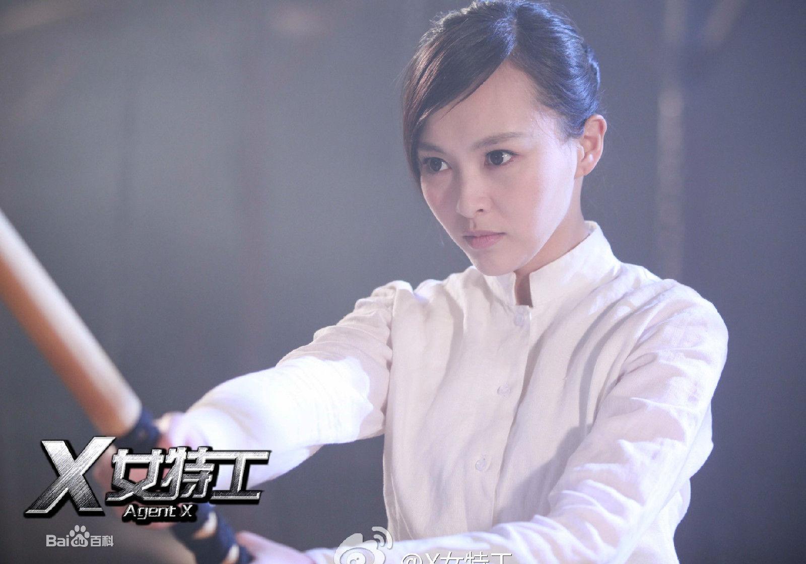 旗袍女神唐嫣2012乱世佳人剧照单挑柳岩