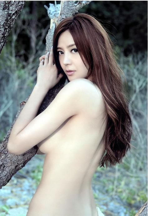 旗袍女神周韦彤8