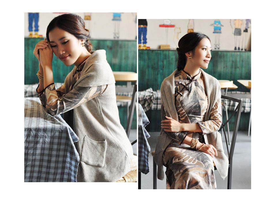 亚麻旗袍14