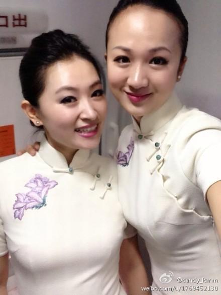 南方航空公司拟换制服 空姐旗袍秀美轮美奂秒杀乘客
