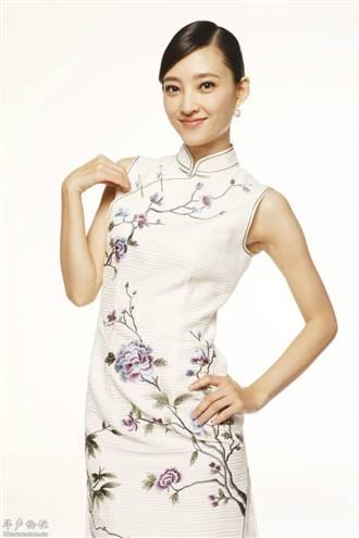 旗袍女神王丽坤