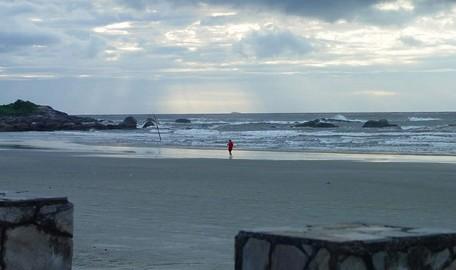 巴西的海滩
