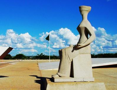 巴西的建筑风景