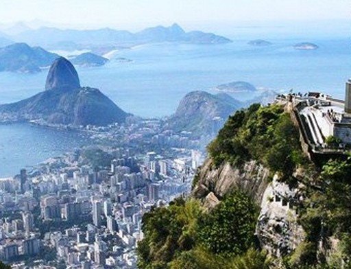 巴西的秀丽风景