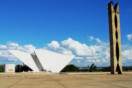 巴西建筑风景摄影