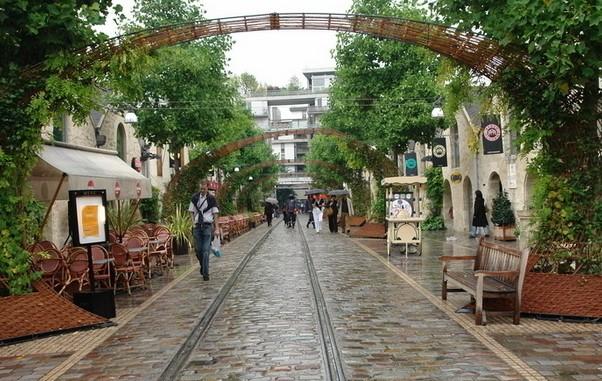 法国大街图片