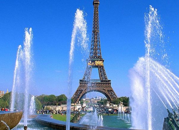 法国的旅游风光
