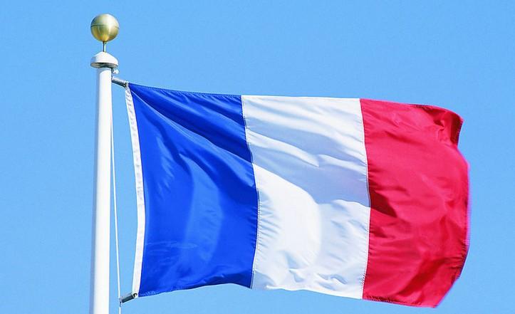 法国国旗图片