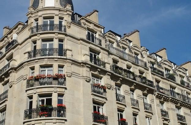 法国建筑摄影图