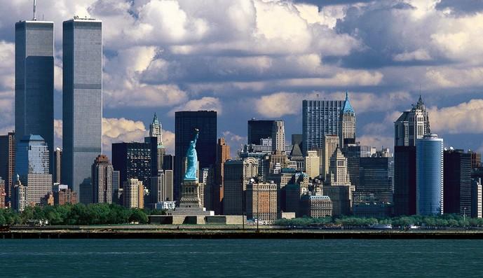 美国城市全貌