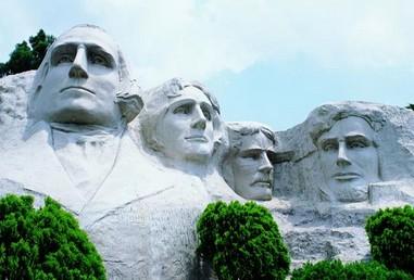 美国的壁像