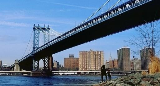 美国纽约大桥