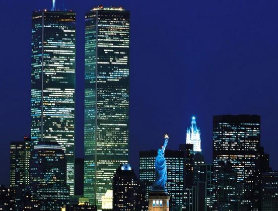美国纽约的大楼