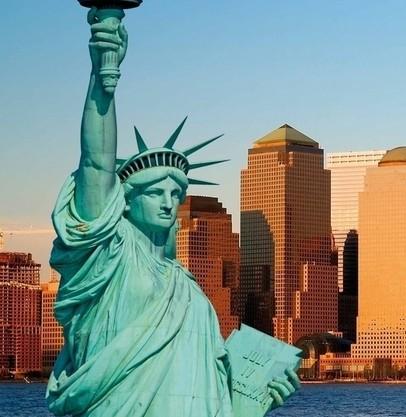 美国自由女神