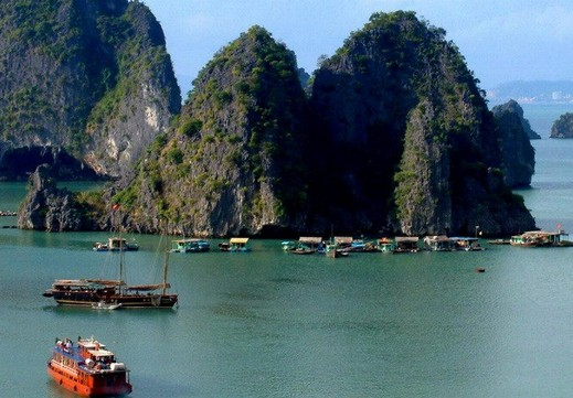 通往南越南